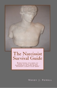 "My Book, ""The Narcissist Survival Guide"" is now available."