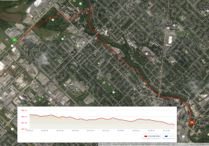 Speed River and Downtown Trail
